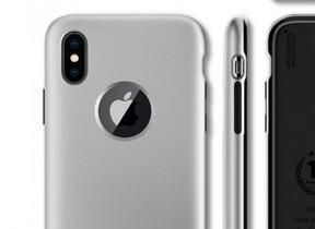 初代iPhoneのデザインがモチーフ iPhone Xケース