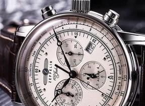 腕時計ブランド「ツェッペリン」30周年記念フェア