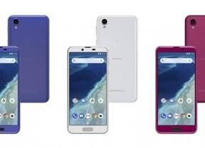 シンプルで使いやすい「Android One」スマホ「X4」 スリムなデザイン