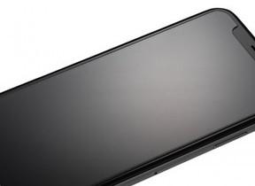 画面保護と鮮明な画質を両立 iPhone X向け保護ガラス