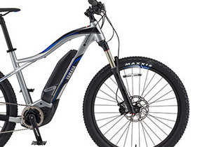 新感覚の走りと楽しみ方を提案 ヤマハのスポーツ電動アシスト自転車