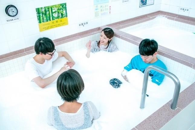 「いどばたアート in 小杉湯」