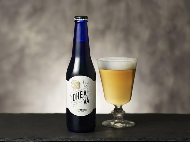 飲むだけで美にうれしいオーガニッククラフトビール登場!