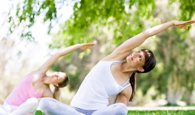 お台場の開放的な空間で「Yoga Trip」開催!