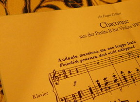 ヴァイオリンの難曲からピアノ独奏へ バッハとブゾーニ、2人の天才の「シャコンヌ」