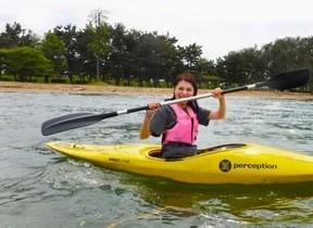 カヌーで夏の琵琶湖を探検 琵琶湖マリオットホテル