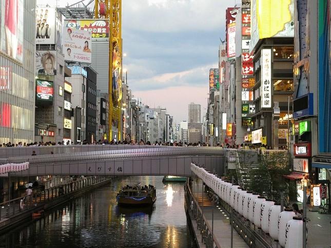 戎橋(WikimediaCommonsより)