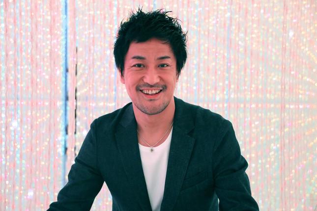 チームラボ代表・猪子寿之氏