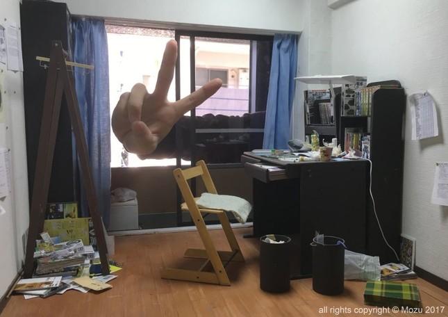 2015年に制作した「自分の部屋」