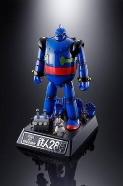 巨大ロボットアニメの原点「鉄人28号」の雄々しき姿がその手に蘇る