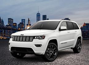 スポーティーかつ上質感を演出 限定車「Jeep Grand Cherokee Altitude」