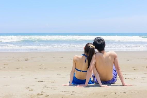 夏の海だって、思い切って楽しめちゃう