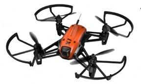 空中での対戦シミュレーションを楽しめる 小型ドローン「X1 FPV」