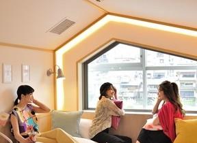 京都の女性専用宿泊施設「CAFETEL」が大注目 アクセス抜群で観光も楽々