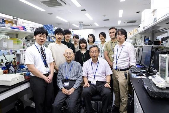 藤田保健衛生大学大学院と韓国の国立江原大学は、共同のプロジェクトを立ち上げた。テーマは「日韓共通課題である薬物依存の解明と治療」。若手研究者の人材育成と日韓交流が含まれている(写真・カメラマン 菊地健志、以下同)