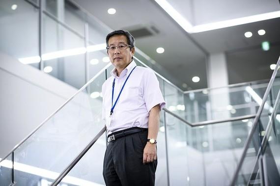 (公財)韓昌祐・哲文化財団2017年度助成受贈者の齋藤邦明教授。日韓共同プロジェクトの中心人物。過去に米国国立衛生研究所で上席研究員、京都大学で教授を務めた。日韓共同で乱用薬物を研究した論文は、60本以上国際学術誌に発表してきた。今後の研究成果が期待される