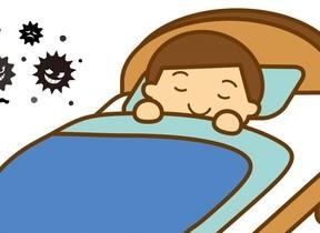 新品シーツ、ひと晩寝ると菌が4倍増 「毎日交換は大変...」簡単ケアできます
