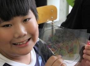 「JINS×Tech Kids School」共同プロジェクト 親子で楽しめるワークショップ開催