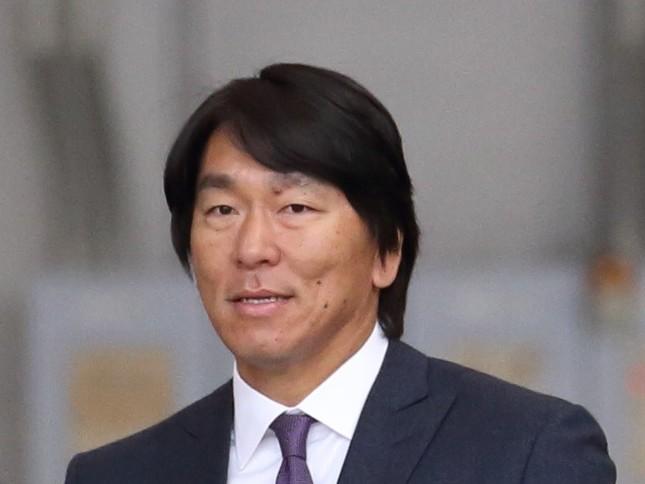 松井秀喜さん(写真は2016年4月撮影)