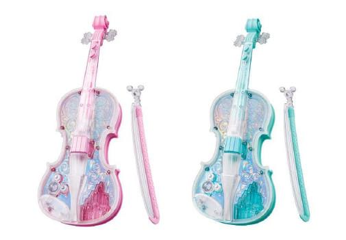 バイオリンを始める前のレッスンに 基本やリズム感が身につく