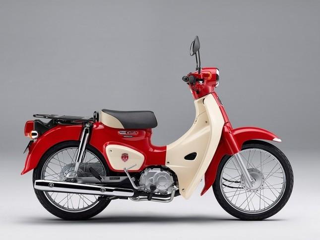 スーパーカブ誕生60周年記念アニバーサリーモデル