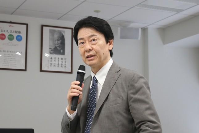 順天堂大学・清水俊明教授