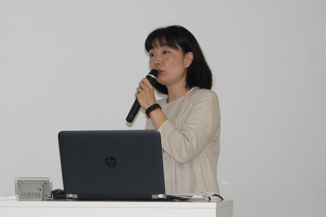 一般社団法人「ぷちでガチ!育休MBA」サポーター・水越由利子さん