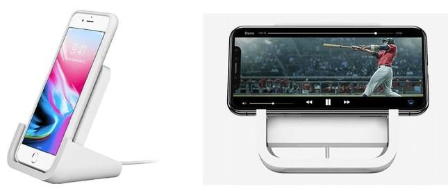 「Qi」対応iPhoneを安全・最適にワイヤレス充電