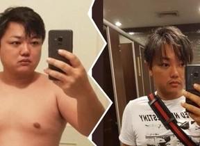 与沢翼氏激ヤセで「やっと普通の人間に」 2か月で20キロ減量、その極意