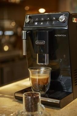 本格コーヒーがワンタッチで味わえる メンテも簡単