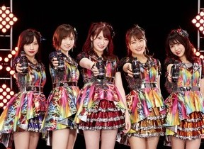 NMB48選抜メンバーがかわいく「三角ポーズ」 「Tik Tok」で踊っちゃいます
