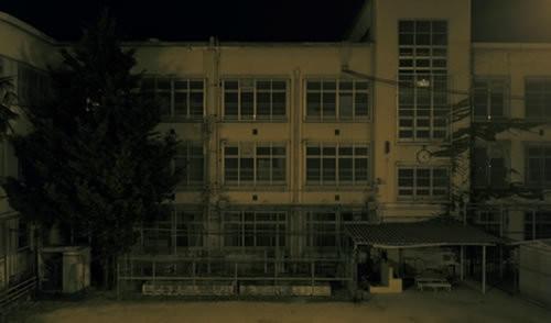本物の廃校でリアルなお化け屋敷体験