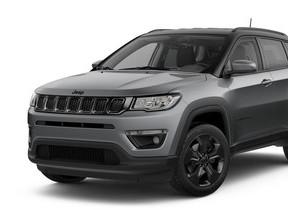 限定車「Jeep Compass Night Eagle」 専用ブラックアクセントカラー