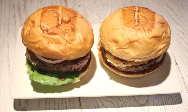 ロス発のハンバーガーレストラン「UMAMI BURGER」