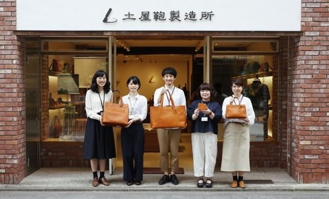 """京都店オープン10周年記念!""""ほうじ茶""""モチーフの限定カラー登場"""