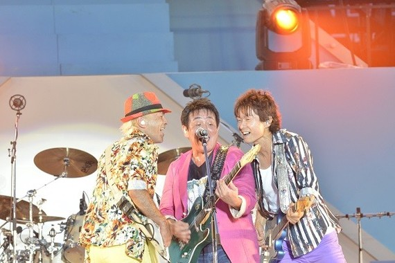 「TUBE LIVE AROUND SPECIAL 2018 夏が来た!~YOKOHAMA STADIUM 30 Times」。夏といえばTUBEなのだ