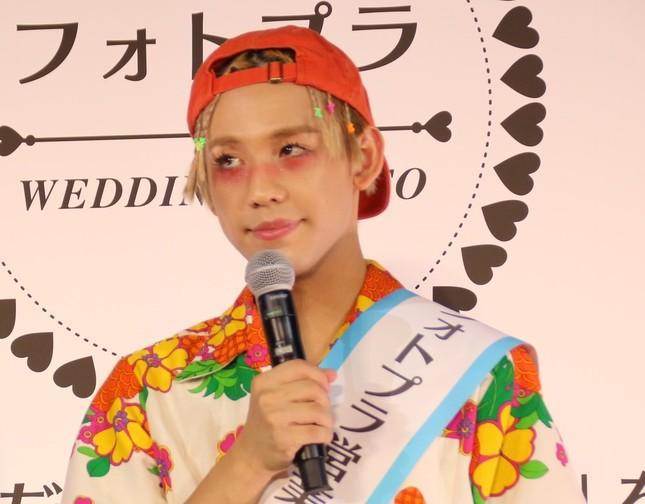 りゅうちぇるさん(写真は2017年3月撮影)