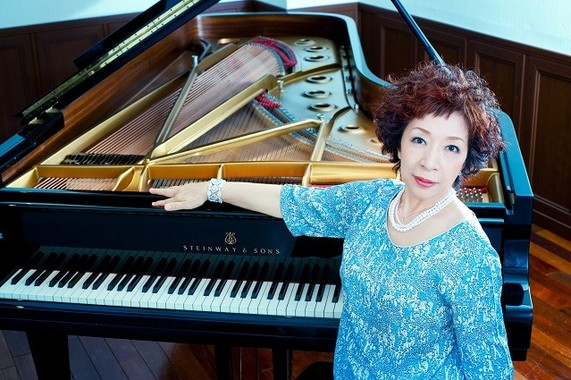 音楽ディレクターを担当する遠藤律子さん