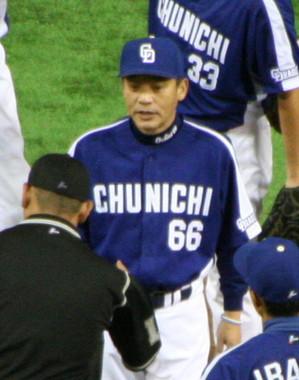 落合氏(machu.さん撮影、WikimediaCommonsより)