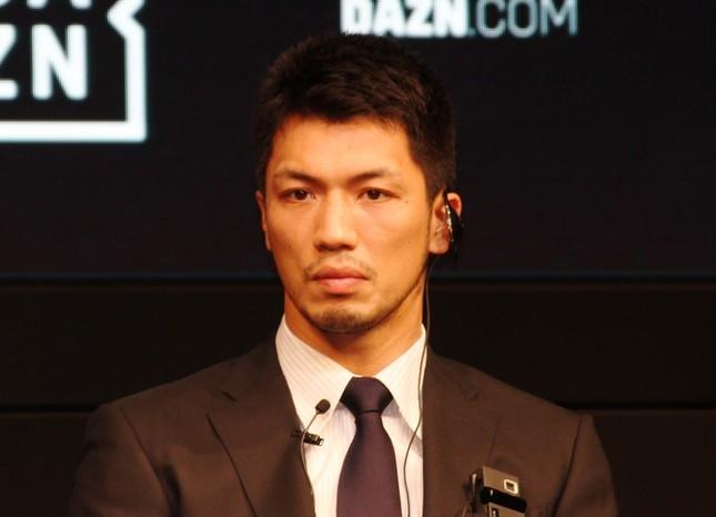 ボクシングのWBAミドル級王者の村田諒太選手