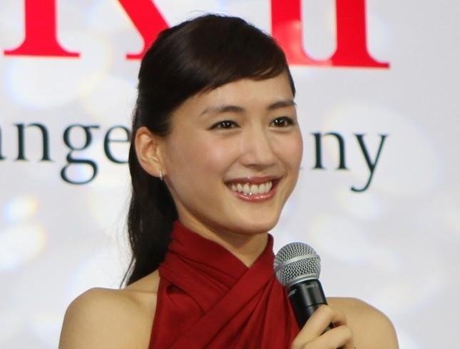 綾瀬はるかさん(写真は2015年撮影)