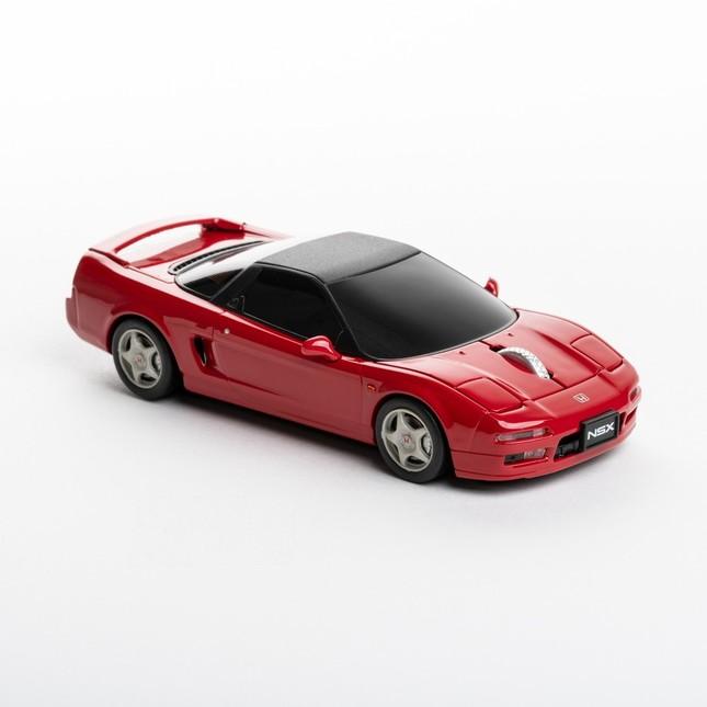 国産スーパーカーの原点「NSX」でPCを自在に操れる
