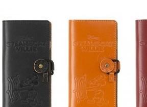 ミッキーマウス「蒸気船ウィリー」をイメージ アンティークなiPhoneケース