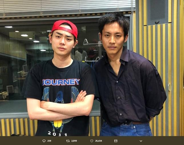 菅田将暉のラジオで遊戯王への熱い思いを語った松坂桃李さん (画像は松坂さんの公式ツイッターより)
