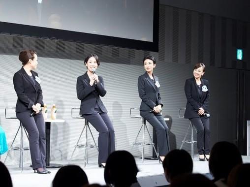 「POLA リクルート・フォーラム2018」東京会場の様子