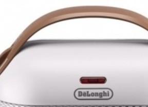 丸みを帯びた「イタリアンデザイン」 セラミックファンヒーター