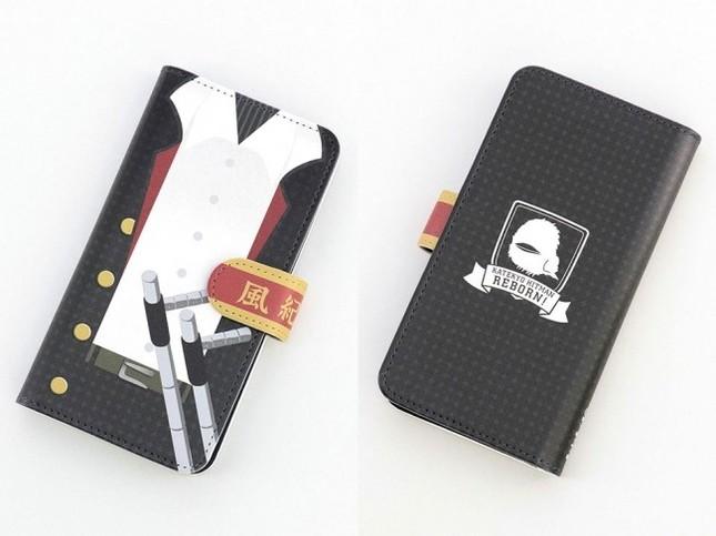 「家庭教師ヒットマン REBORN!」手帳型スマートフォンケース登場!