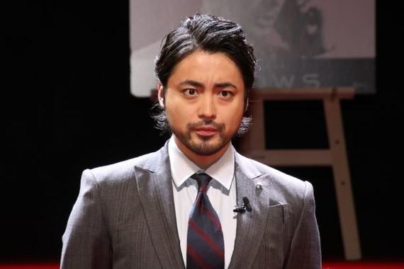 山田孝之さん(2017年12月撮影)
