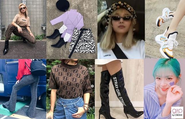 2018年秋冬ギャル的トレンドファッション