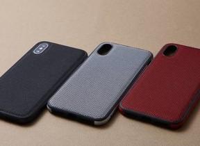 肌触りが良く滑りにくい、その秘密は... iPhoneケース